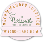 The Natural Wedding Company Supplier