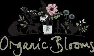 Organic Blooms Logo