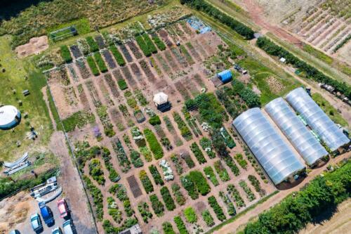 Running a landbased social enterprise