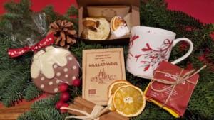 Ethical Christmas: Organic Blooms Christmas Hamper