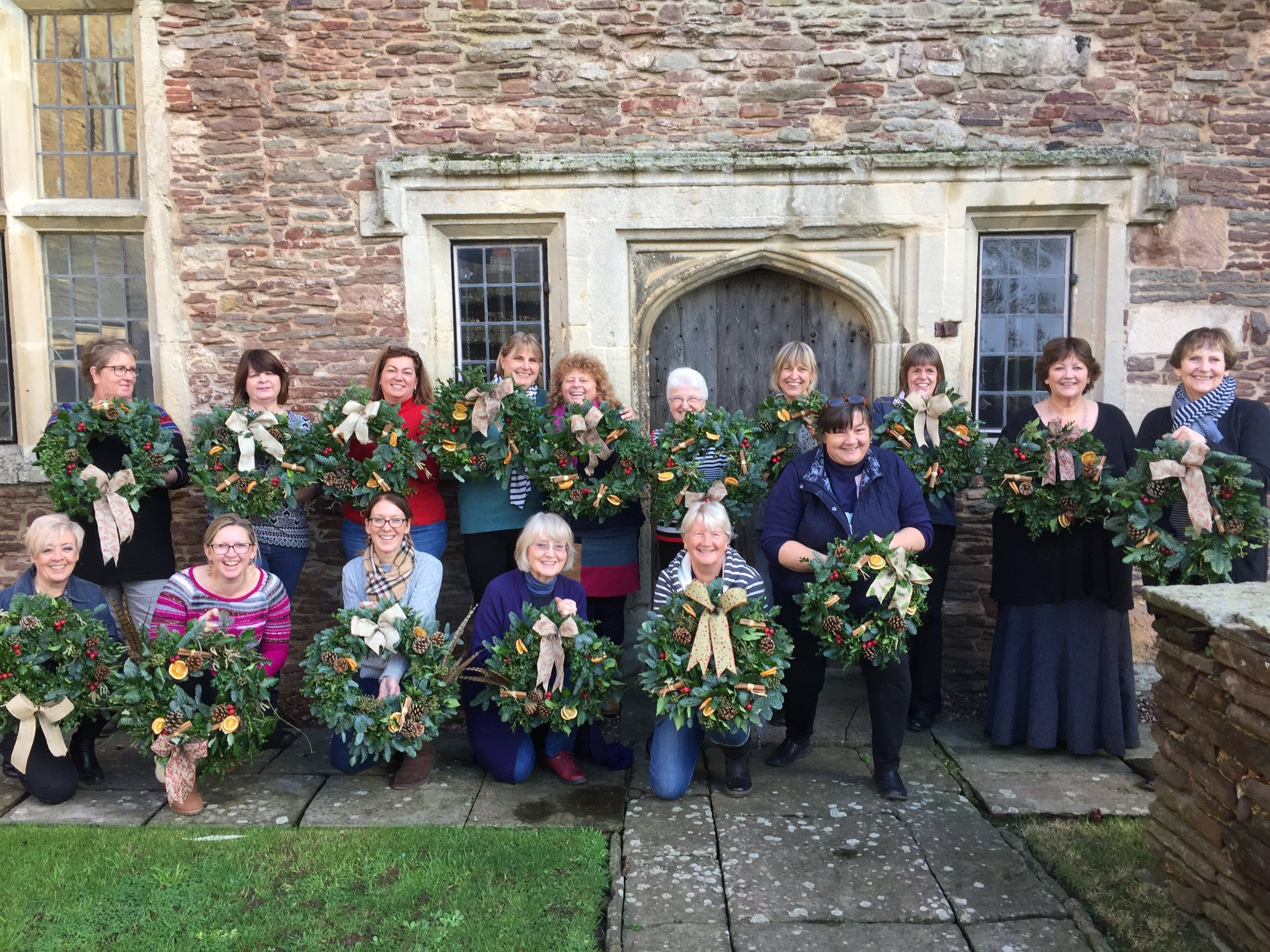 Merry Christmas - Acton Court workshop